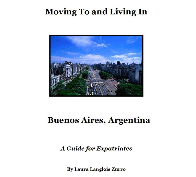 Moving to argentina cover page